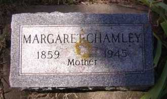 CHAMLEY, MARGARET - Moody County, South Dakota | MARGARET CHAMLEY - South Dakota Gravestone Photos