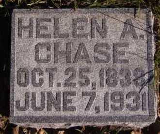 CHASE, HELEN A. - Moody County, South Dakota   HELEN A. CHASE - South Dakota Gravestone Photos