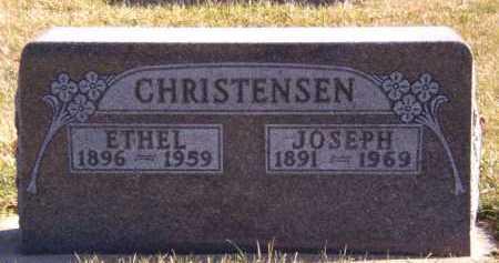 CHRISTENSEN, ETHEL - Moody County, South Dakota | ETHEL CHRISTENSEN - South Dakota Gravestone Photos