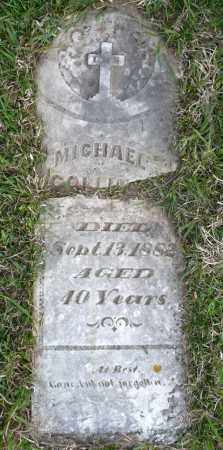 COLLINS, MICHAEL - Moody County, South Dakota | MICHAEL COLLINS - South Dakota Gravestone Photos