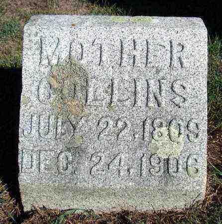 COLLINS, RHODA - Moody County, South Dakota   RHODA COLLINS - South Dakota Gravestone Photos