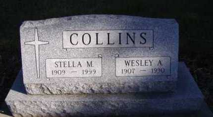 COLLINS, WESLEY A - Moody County, South Dakota | WESLEY A COLLINS - South Dakota Gravestone Photos