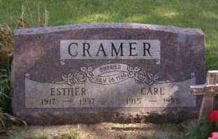 CRAMER, CARL - Moody County, South Dakota | CARL CRAMER - South Dakota Gravestone Photos