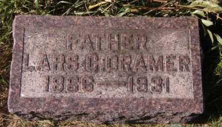 CRAMER, LARS C - Moody County, South Dakota | LARS C CRAMER - South Dakota Gravestone Photos