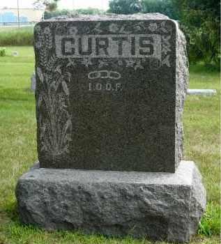 CURTIS, EDMND WILBUR - Moody County, South Dakota | EDMND WILBUR CURTIS - South Dakota Gravestone Photos