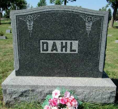 DAHL, FAMILY MARKER - Moody County, South Dakota | FAMILY MARKER DAHL - South Dakota Gravestone Photos