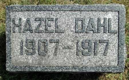 DAHL, HAZEL AMANDA - Moody County, South Dakota   HAZEL AMANDA DAHL - South Dakota Gravestone Photos