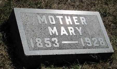 DAHL, MARY - Moody County, South Dakota | MARY DAHL - South Dakota Gravestone Photos