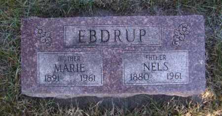 EBDRUP, NELS - Moody County, South Dakota | NELS EBDRUP - South Dakota Gravestone Photos