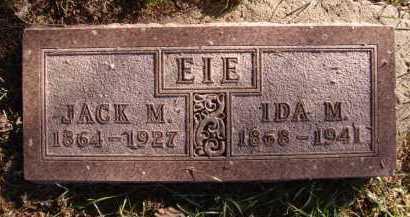 EIE, IDA M - Moody County, South Dakota | IDA M EIE - South Dakota Gravestone Photos