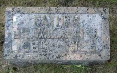 EVANS, DR WILLIAM J - Moody County, South Dakota | DR WILLIAM J EVANS - South Dakota Gravestone Photos