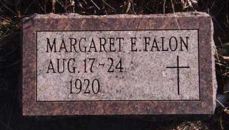 FALON, MARGARET E - Moody County, South Dakota | MARGARET E FALON - South Dakota Gravestone Photos