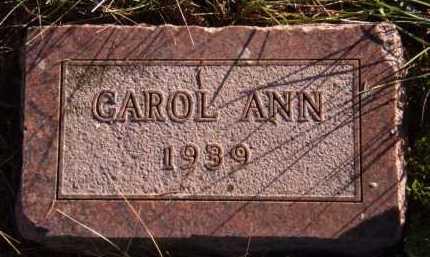 FLATHERS, CAROL ANN - Moody County, South Dakota | CAROL ANN FLATHERS - South Dakota Gravestone Photos