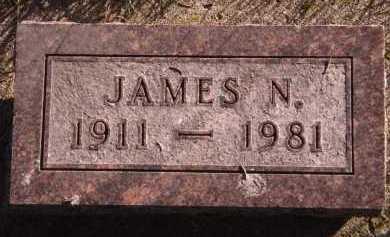 FLATHERS, JAMES N - Moody County, South Dakota   JAMES N FLATHERS - South Dakota Gravestone Photos