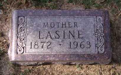 FLATTEN, LASINE - Moody County, South Dakota | LASINE FLATTEN - South Dakota Gravestone Photos