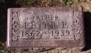 FLATTEN, PETER P - Moody County, South Dakota | PETER P FLATTEN - South Dakota Gravestone Photos
