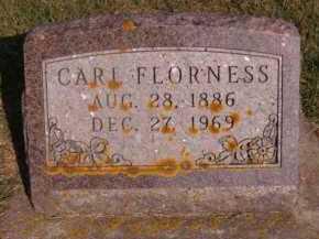FLORNESS, CARL - Moody County, South Dakota | CARL FLORNESS - South Dakota Gravestone Photos