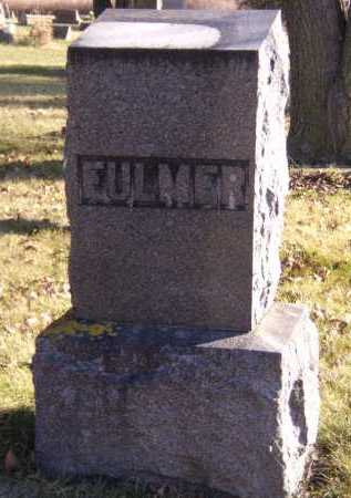 FULMER, FAMILY - Moody County, South Dakota | FAMILY FULMER - South Dakota Gravestone Photos