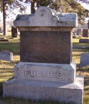 FULMER, FAMILY - Moody County, South Dakota   FAMILY FULMER - South Dakota Gravestone Photos