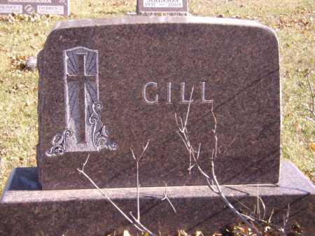 GILL, FAMILY - Moody County, South Dakota | FAMILY GILL - South Dakota Gravestone Photos