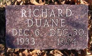 GILL, RICHARD DUANE - Moody County, South Dakota | RICHARD DUANE GILL - South Dakota Gravestone Photos