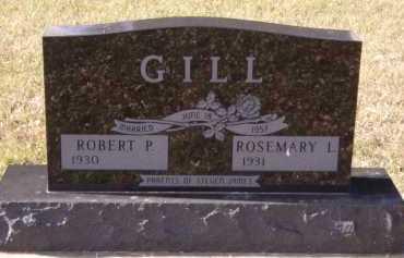 GILL, ROBERT P - Moody County, South Dakota | ROBERT P GILL - South Dakota Gravestone Photos