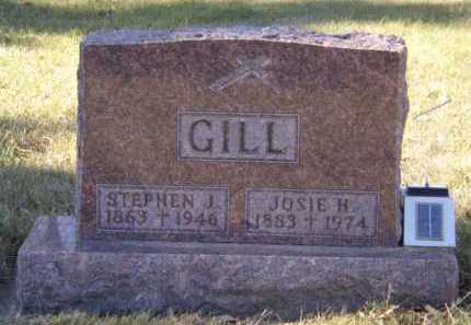 GILL, STEPHEN J - Moody County, South Dakota | STEPHEN J GILL - South Dakota Gravestone Photos