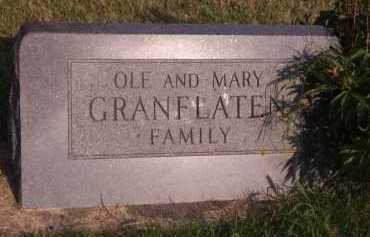 GRANFLATEN, OLE - Moody County, South Dakota | OLE GRANFLATEN - South Dakota Gravestone Photos