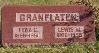 GRANFLATEN, TENA C - Moody County, South Dakota | TENA C GRANFLATEN - South Dakota Gravestone Photos