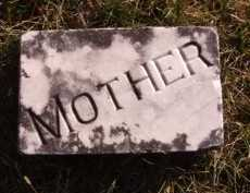 GRIFFEN (FOOTSTONE), JANE E - Moody County, South Dakota   JANE E GRIFFEN (FOOTSTONE) - South Dakota Gravestone Photos