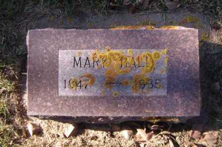 HALL, MARY - Moody County, South Dakota | MARY HALL - South Dakota Gravestone Photos
