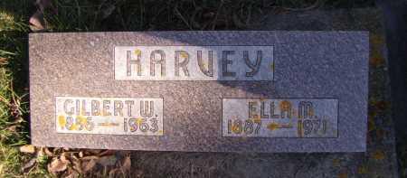 HARVEY, GILBERT W - Moody County, South Dakota | GILBERT W HARVEY - South Dakota Gravestone Photos