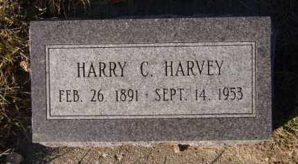 HARVEY, HARRY C - Moody County, South Dakota   HARRY C HARVEY - South Dakota Gravestone Photos