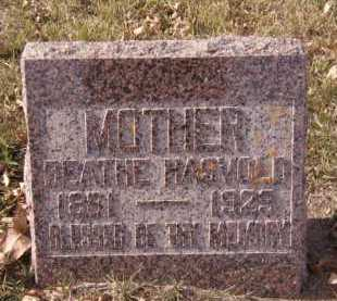 HASVOLD, BEATHE - Moody County, South Dakota | BEATHE HASVOLD - South Dakota Gravestone Photos