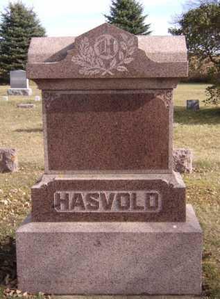 HASVOLD, FAMILY - Moody County, South Dakota | FAMILY HASVOLD - South Dakota Gravestone Photos