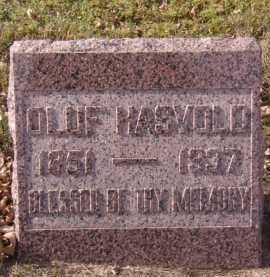 HASVOLD, OLUF - Moody County, South Dakota   OLUF HASVOLD - South Dakota Gravestone Photos