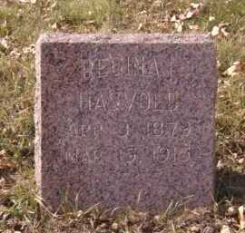 HASVOLD, REGINA I - Moody County, South Dakota   REGINA I HASVOLD - South Dakota Gravestone Photos