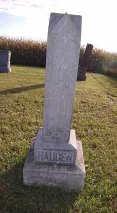 HAUGEN, RAGNA - Moody County, South Dakota | RAGNA HAUGEN - South Dakota Gravestone Photos
