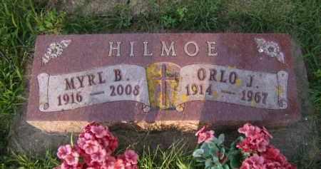 HILMOE, ORLO J - Moody County, South Dakota | ORLO J HILMOE - South Dakota Gravestone Photos