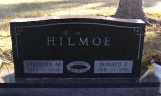 HILMOE, VIRGINIA W - Moody County, South Dakota   VIRGINIA W HILMOE - South Dakota Gravestone Photos
