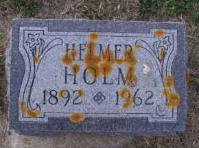 HOLM, HELMER - Moody County, South Dakota | HELMER HOLM - South Dakota Gravestone Photos