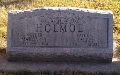 HOLMOE, MARGARET - Moody County, South Dakota | MARGARET HOLMOE - South Dakota Gravestone Photos