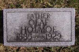 HOLMOE, OLAF - Moody County, South Dakota | OLAF HOLMOE - South Dakota Gravestone Photos