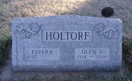 HOLTORF, GLEN L - Moody County, South Dakota | GLEN L HOLTORF - South Dakota Gravestone Photos