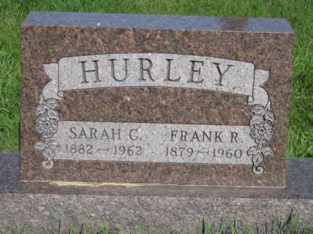 HURLEY, FRANK R - Moody County, South Dakota | FRANK R HURLEY - South Dakota Gravestone Photos