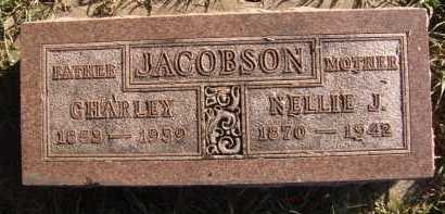 JACOBSON, CHARLEY - Moody County, South Dakota | CHARLEY JACOBSON - South Dakota Gravestone Photos