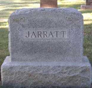 JARRATT, FAMILY - Moody County, South Dakota   FAMILY JARRATT - South Dakota Gravestone Photos