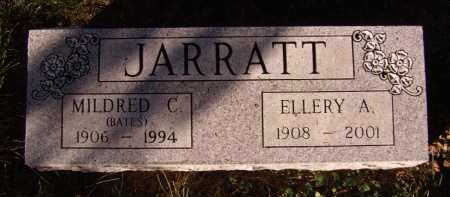 JARRATT, ELLERY A - Moody County, South Dakota | ELLERY A JARRATT - South Dakota Gravestone Photos