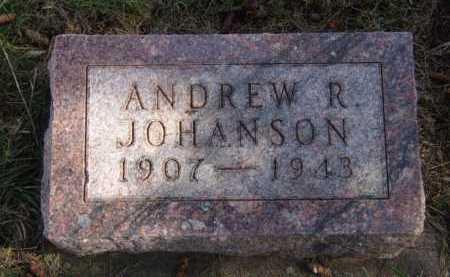 JOHANSON, ANDREW R - Moody County, South Dakota | ANDREW R JOHANSON - South Dakota Gravestone Photos