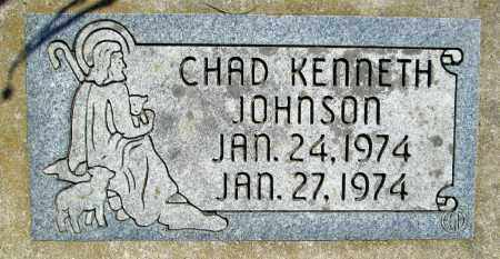 JOHNSON, CHAD KENNETH - Moody County, South Dakota | CHAD KENNETH JOHNSON - South Dakota Gravestone Photos